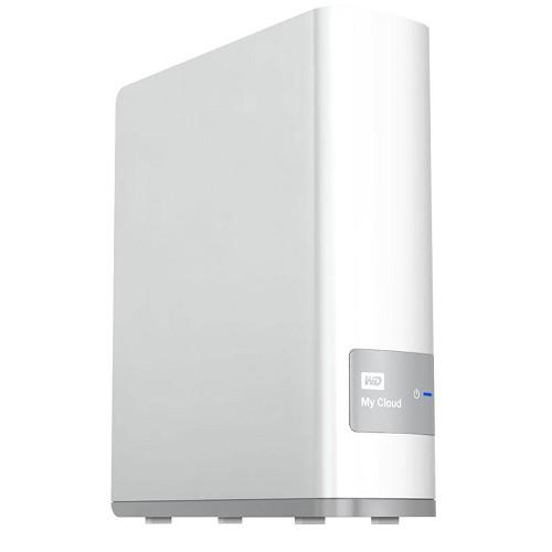 WD My Cloud 2TB [WDBCTL0020HWT-SESN] - Smb Nas 1-Bay